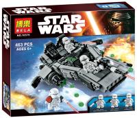 Конструктор SPACE WARS 463 дет 10576