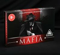 карты в подарочной коробке Мафия 13,5*11*2,5 см 593320