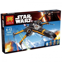 Конструктор STAR WART 735 дет 79209