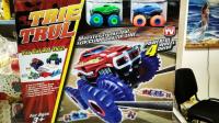 !!! Трек Trix Trux с двумя машинками, комплектом верёвки и препятствий BB883