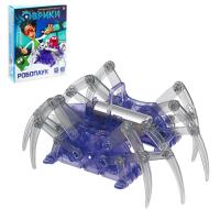 Конструктор «Робо-паук», работает от батареек