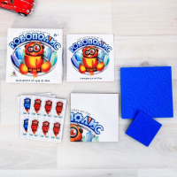 Настольная игра «Робополис»