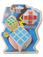 Головоломка Кубик 3 шт в наборе 8111 / 2188-2043