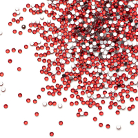 Стразы кристалл 50 шт. рубин №05