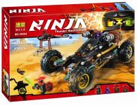 Конструктор Горный внедорожник 428 деталей (Ninja BELA 10524)