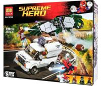 Конструктор BELA Супергерои 10746 399 деталей