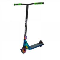 Самокат трюковой Explore SCAT, колеса 120мм, аллюминиевая ступица,до 100 кг., Система компрессии HIC