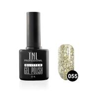 """Гель-лак """"TNL - Glitter"""" №55 - Гейнсборо (10 мл.)"""
