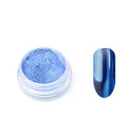 Металлическая втирка TNL (голубая)