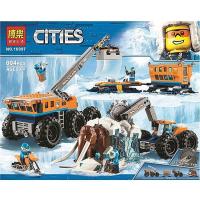 Конструктор Bela Cities 10997 804 детали