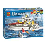 Конструктор BELA URBAN 10646 160 деталей