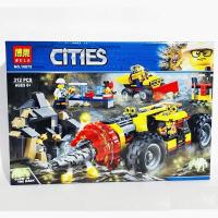 Конструктор BELA Cities 10875 312 деталей