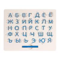 ЭВРИКИ Планшет магнитный для изучения алфавита    4588350