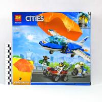 Конструктор LARI Cities 11208 242 детали