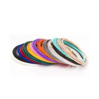 UNID Набор пластика для 3D ручек: ABS-9 (по 10м. 9 цветов в коробке)