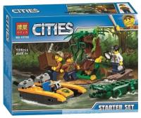 Конструктор Bela Cities 10708 106 деталей