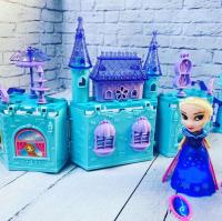 Кукла холод Замок с аксессуарами 2081