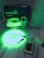 Светодиодная лента с пультом, диод 5050, 60 диодов на метр, RGB60-2
