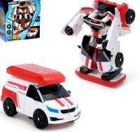 """Робот-трансформер """"Автобот"""", №SL-00937G 2877246"""