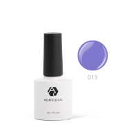 Цветной гель-лак ADRICOCO №013 васильковый (8 мл.)