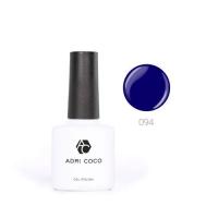Цветной гель-лак ADRICOCO №094 ультрамариновый (8 мл.)