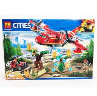 Конструктор LARI Cities 11214 381 деталь