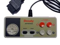 Dendy Controller STEEPLER (квадратные) 15р широкий разъем