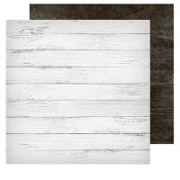 Фотофон двусторонний «Доски белые?доски черные», 45 ? 45 см, переплётный картон, 980 г/м