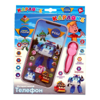 Телефон Караоке Роботы DT-032C1