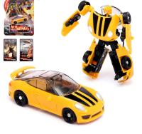 """Робот-трансформер """"Спорт-купе""""   2609241"""