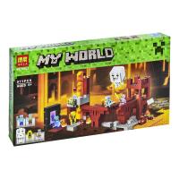 КОНСТРУКТОР MY WORLD (571 ДЕТАЛЕЙ) 10393