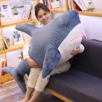 Мягкая игрушка Акула 140 см