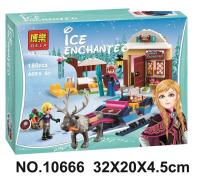 Конструктор Bela Ice Enchanted 10666 180 деталей