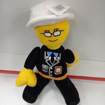 Мягкая игрушка Лего 30 см