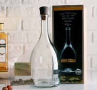 Набор для приготовления анисовки, бутылка 1 л., набор приправ   4679654