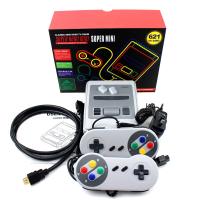 Игровая мини приставка с 2мя джойстиками Super mini tv game 620 игр