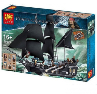 Конструктор Lele 39009 Пираты 840 деталей