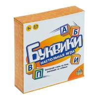 """Настольная игра """"Буквики""""   4354851"""