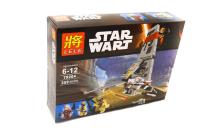 Конструктор STAR WART 259 дет 79204