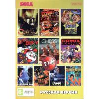 Картридж для Sega 21 в 1 AA-210002 SM-329