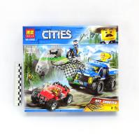 Конструктор Bela Cities 10862 315 деталей