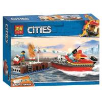 Конструктор LARI Cities 11212 109 деталей