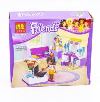 Констурктор BELA Friends 74 детали 10153