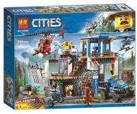 Конструктор Bela Cities 10865 705 деталей