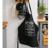 "Кух. набор 3 пр. ""Шеф-повар №1"", фартук 60х70 см, прихватка 20х20 см, полотенце 35х60 см   2785602"