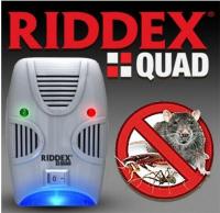 Отпугиватель грызунов и насекомых Riddex Quad 2 в 1