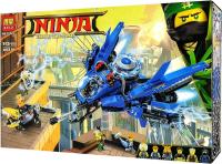 Конструктор Bela Ninja 912 деталей 10721