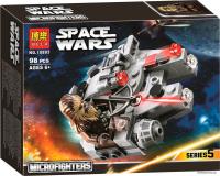 Конструктор BELA SPACE WARS 10893 98 деталей