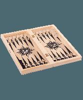 Игра 3 в 1 (нарды, шахматы (пластик), шашки) дорожная Классика