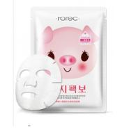 Тканевая маска со свиным коллагеном и йогуртом BQY7695